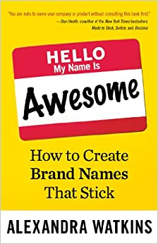Image result for hello my name is awesome