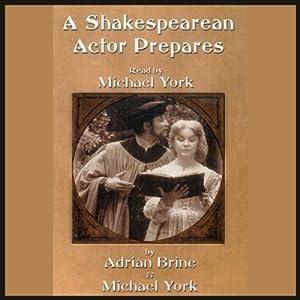 A Shakespearean Actor Prepares Audiobook