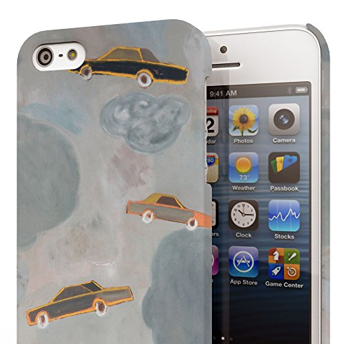 Koveru Back Cover Case for Apple iPhone 5S - Car painting