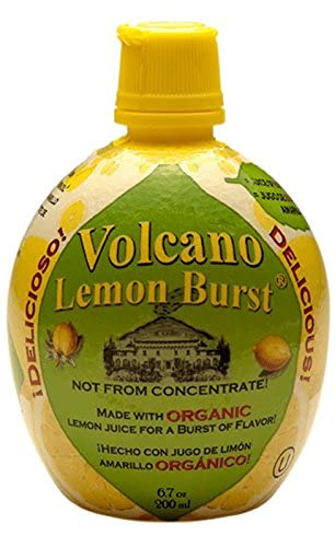 amazon com dream foods international volcano lemon burst 6 7 rh amazon com