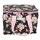 Sass & Belle Insulated Recycled Plastic Lunch Bag - French Rose