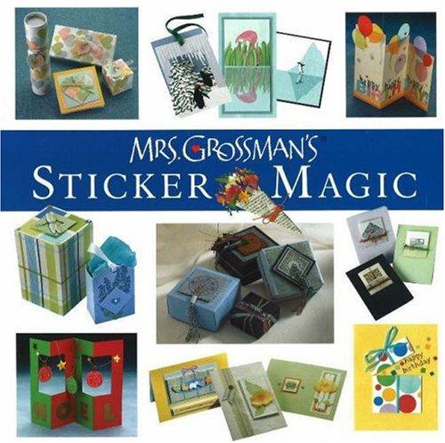 Download Mrs. Grossman's Sticker Magic pdf