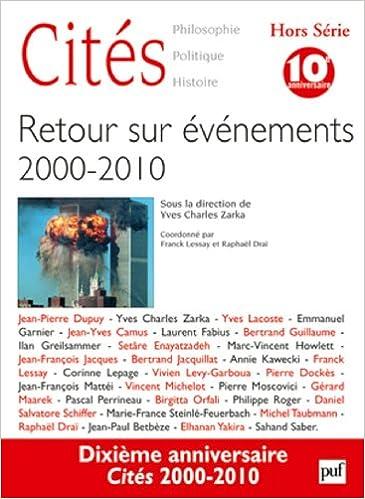 Cités 2010 Hors Série N°2 - Retour sur événements