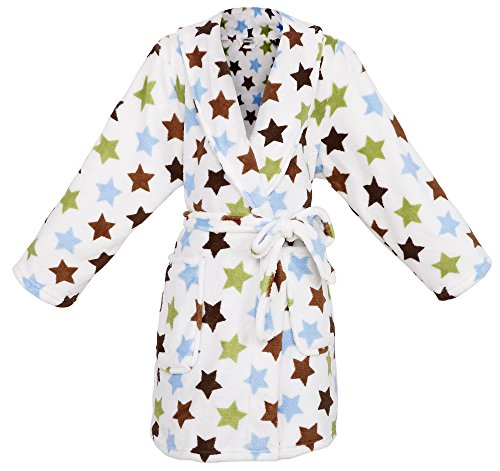 Simplicity Childrens Long Sleeved Bathrobe Pockets product image