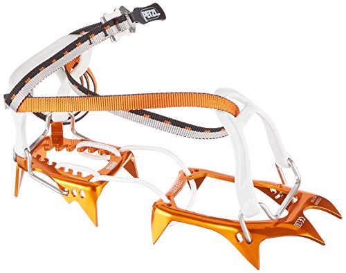 PETZL - Leopard FL, Ultralight Crampon for Snow Approaches ()