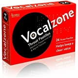 Vocalzone Halst Pastillen 24 Stuck