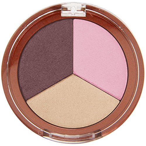 Mineral Fusion Eye Shadow Trio, Diversity, .1 (0.1 Ounce Case)