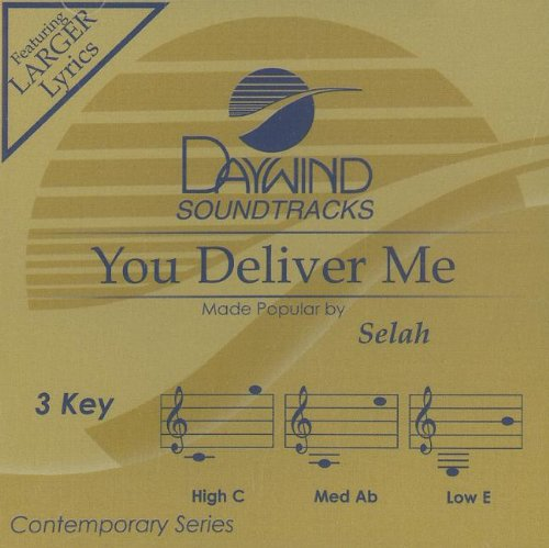 You Deliver Me Album Cover