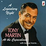 A Legendary Night: Tony Martin at the Copacabana