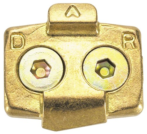 - Time ATAC Cleat Gold, One Size