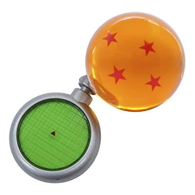 ABYstyle Dragon Ball Z - Radar Keychain and Dragon Ball Set: Toys & Games