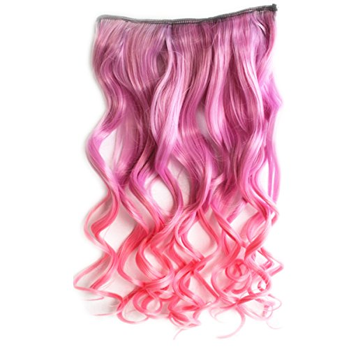 ACELIST Synthetic Extensions Hairpieces Colors