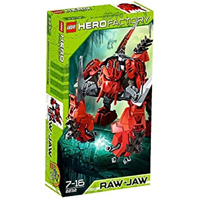 LEGO Hero Factory RAW-JAW 2232: Toys & Games