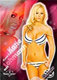 Katie Lohmann trading card (Playboy Playmate Ironman Hardbody) 2009 Benchwarmers #31