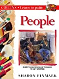 img - for Learn to Paint People (Collins Learn to Paint) book / textbook / text book