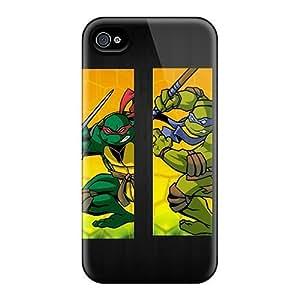 New Hard Cases Premium Iphone 6plus Skin Cases Covers(teenage Mutant Ninja Turtles)