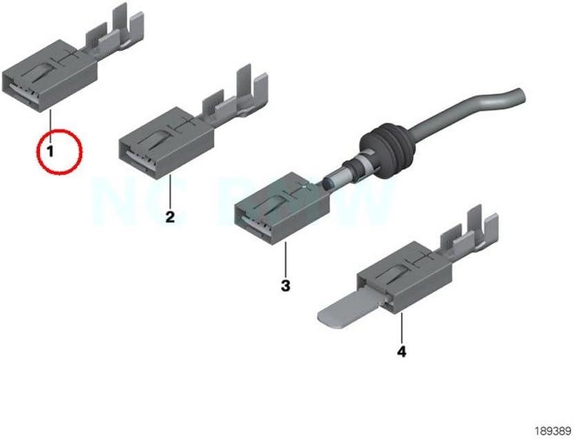 BMW Genuine Plug Connection Female Lsk8