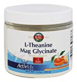 Kal L-theanine 150 Mg Magnesium Glycinate Tangerine, 7 Pound