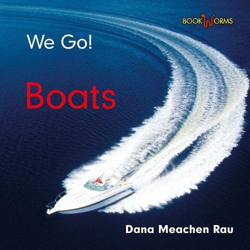Boats (Bookworms: We Go!) PDF ePub book