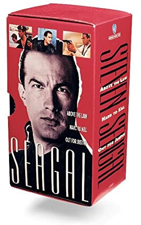 Out for Justice [USA] [VHS]: Amazon.es: Steven Seagal ...