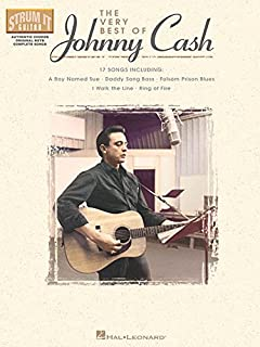 The Very Best Of Johnny Cash (strum It Guitar)