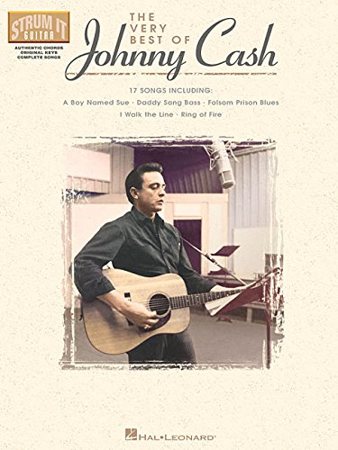 (The Very Best of Johnny Cash (Strum It Guitar) )