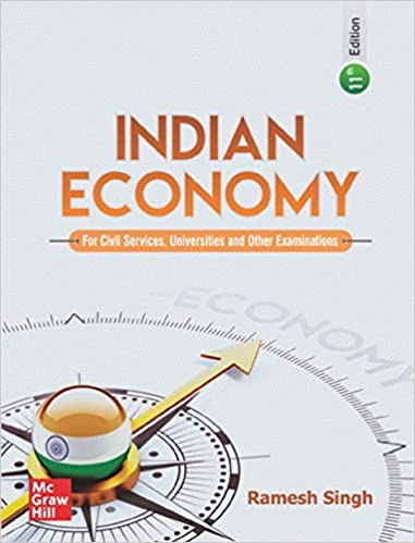 Indian Economy for Civil Services, Universities and Other Exams