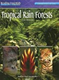 Tropical Rain Forests, Jane Hurwitz, 0756941849