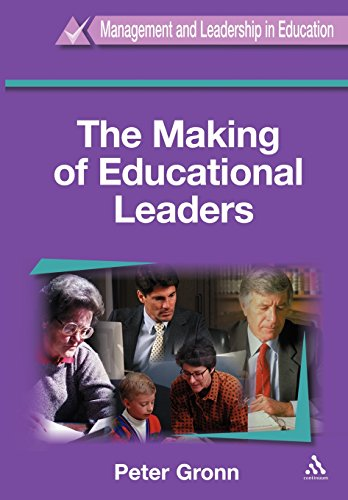 The Making of Educational Leaders (Management and Leadership in Education)
