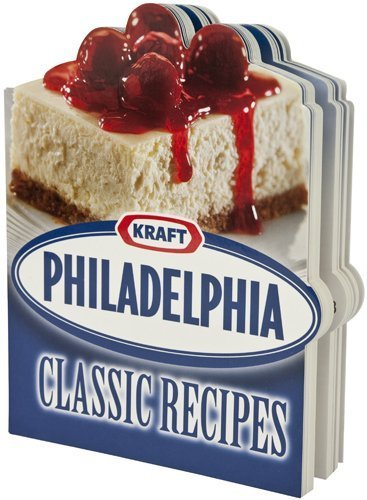 Philadelphia Classic Recipes (Philadelphia Cream Cheese New York Cheesecake Recipe)