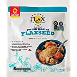 Flax For Nutrition Milled Golden Roasted Flax Seed 1.2 KG, 1.2 kilogram
