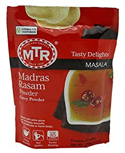 MTR Madras Rasam Powder Best Quality, 100G