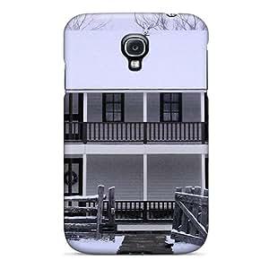 Cute Appearance Cover/tpu HFN8374eGxb Elk Horn Tavern Case For Galaxy S4