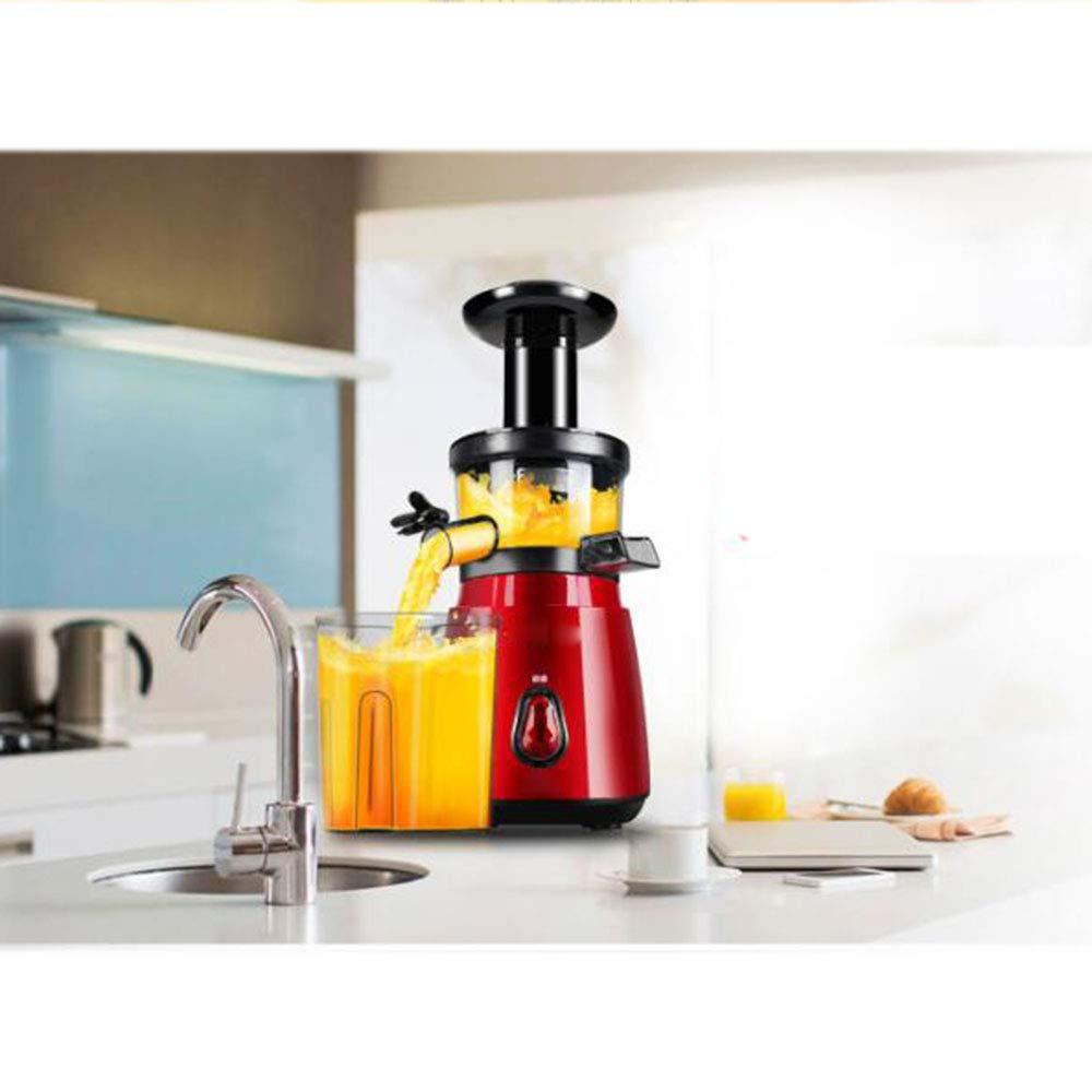 GG-Juicer Máquina de zumos casa exprimidor automático multifunción máquina de zumos de Frutas.: Amazon.es