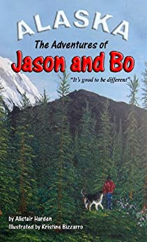 The Adventures of Jason and Bo by [Harden, Alistair]