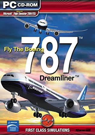 Boeing 787: FSX Add-On (PC CD): Amazon co uk: PC & Video Games