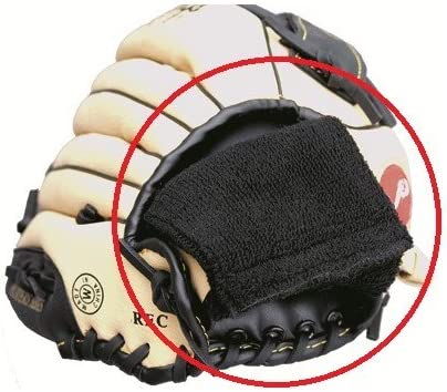 Unique Sports Baseball Mitt Softball Glove Band Washable And Reuseable HGB-BK