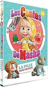 Les Contes de Masha - 1 - La fille des neiges