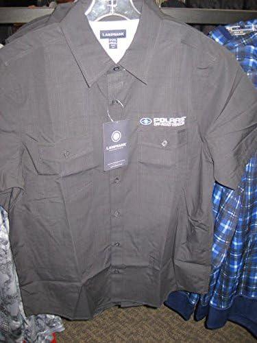 Polaris Pit camisa Gray- pequeño: Amazon.es: Coche y moto
