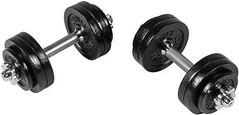 Hantel Kurzhantel Set Krafttraining Gewichte Hantelset Kurzhanteln  30 KG DE