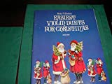 img - for Easiest Violin Duets for Christmas (Easiest Violin Duets for Christmas, Book One) book / textbook / text book
