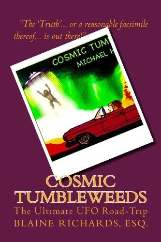 Download Cosmic Tumbleweeds: The Ultimate UFO Road-Trip pdf epub