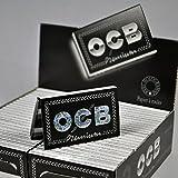 Lot de 10 Carnet Feuille à rouler - OCB Premium - 1000 feuilles