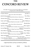 The Concord Review: V27, No. 2, Winter