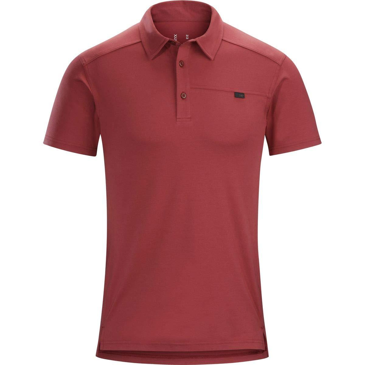 8856a1d7 Amazon.com: Arc'teryx Captive Polo Shirt Short Sleeve Men's: Clothing