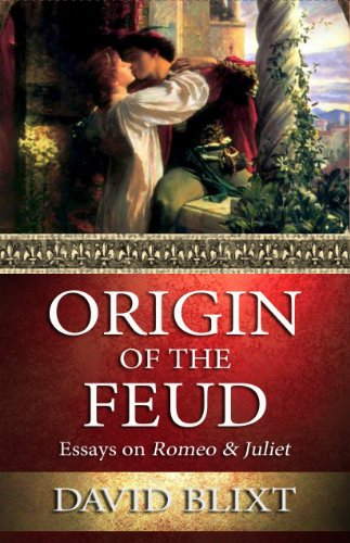 Amazoncom Origin Of The Feud A Companion To Shakespeares Romeo  Origin Of The Feud A Companion To Shakespeares Romeo  Juliet By  Sample Argumentative Essay High School also Synthesis Essay Ideas  Purdue University Online Writing