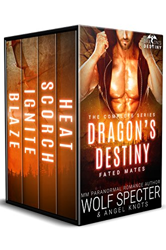 Dragon's Destiny: Fated Mates: The Complete Series
