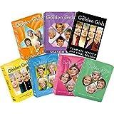 New, The Golden Girls - Complete Series Seasons 1-7 (DVD 21-Discs Set)