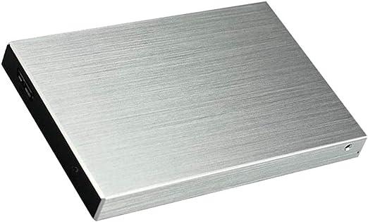 KESOTO モバイルハードディスク USB3.0 外付けハードドライブ 高速 HDDエンクロージャー - 1T