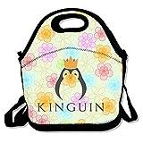 Kinguin Penguin Lunch Bag Adjustable Strap offers